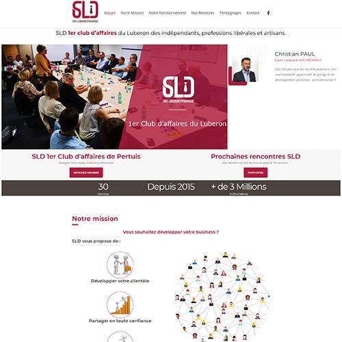 SLD – Sud Luberon Dynamique